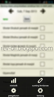 menu evaluasi ibadah - rev-all.blogspot.ccom