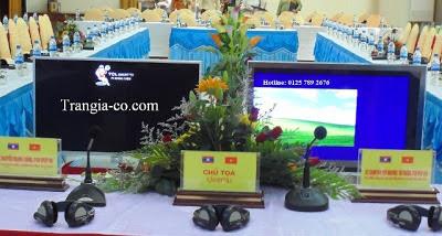 Tổ chức sự kiện Trần Gia- Cho thuê tivi, máy tính, máy in