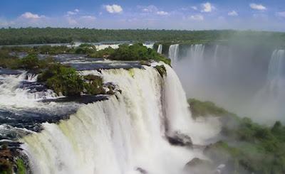 Cataratas de Iguazú  récord de visitas en Argentina