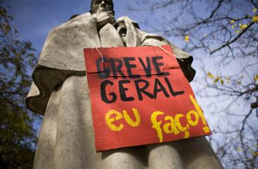 Portugal: GREVE GERAL NECESSÁRIA