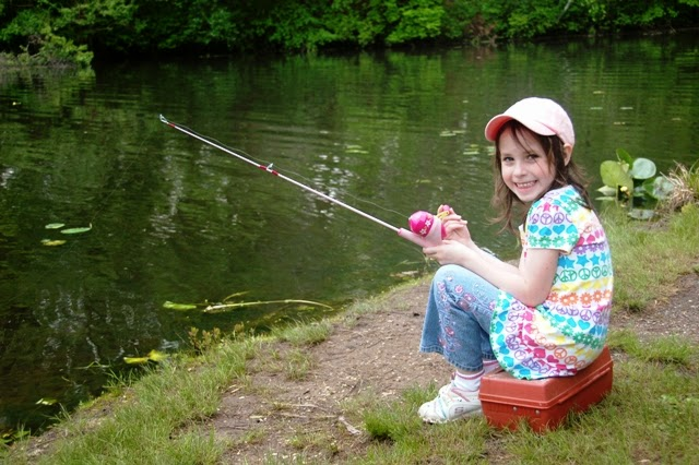 Outdoor Adventure Expo Children's Fishing Derby