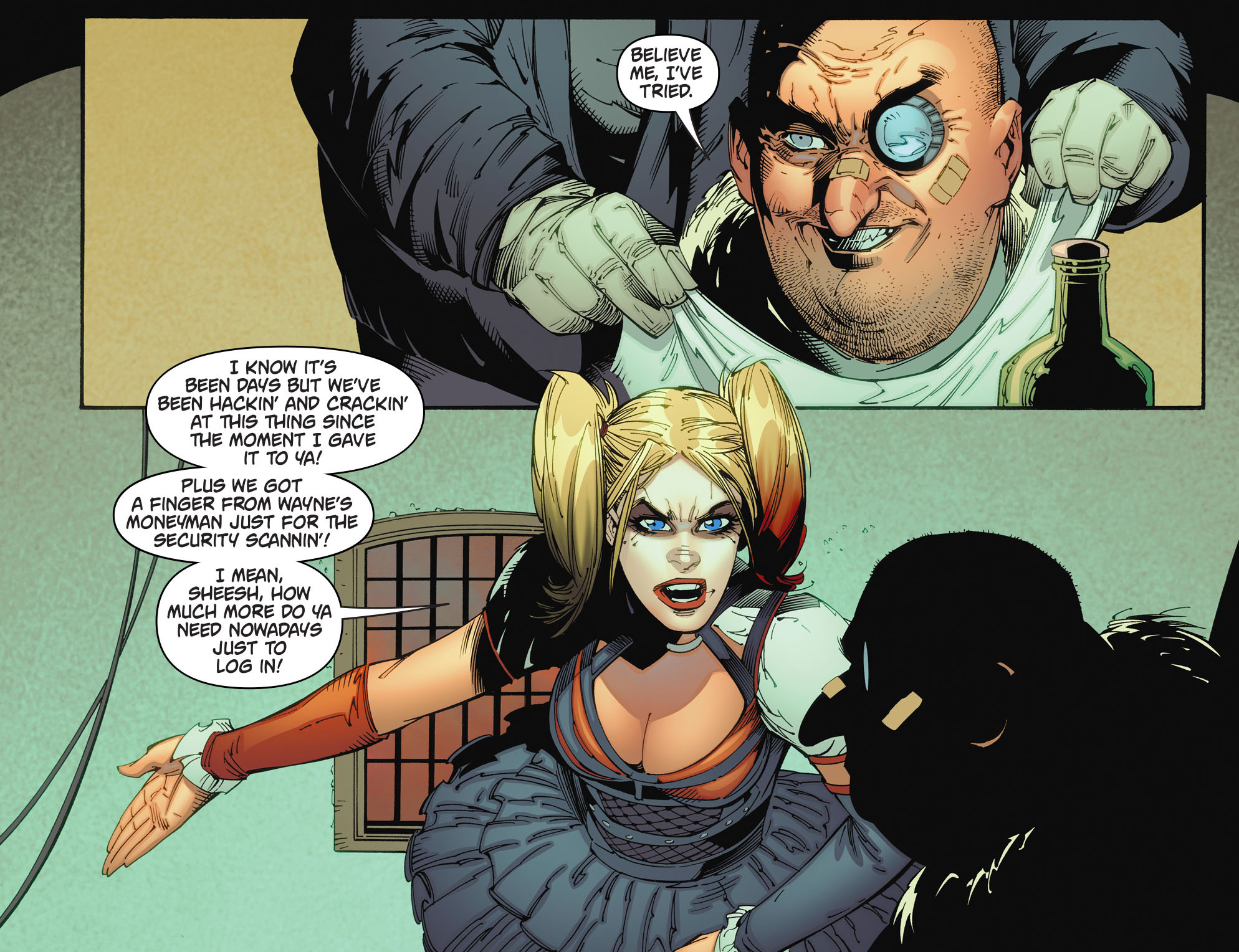 Batman: Arkham Knight [I] Issue #11 #13 - English 4