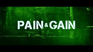 Pain & Gain title