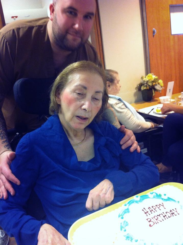 Happy 70th Birthday Mom
