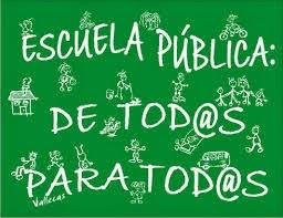 En defensa de la escuela pública