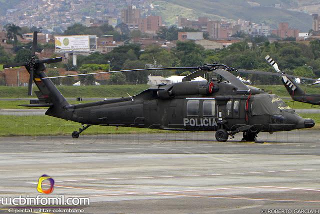 Diversas fuentes aseguran que un helicóptero de la Policía Nacional habría sido derribado en Piedras Blancas, zona rural de Chigorodó, y que el hecho se podría asumir como un acto de retaliación de la banda criminal contra las operaciones de la Policía.