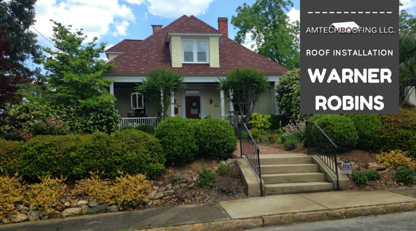 Warner Robins Roof Installations -