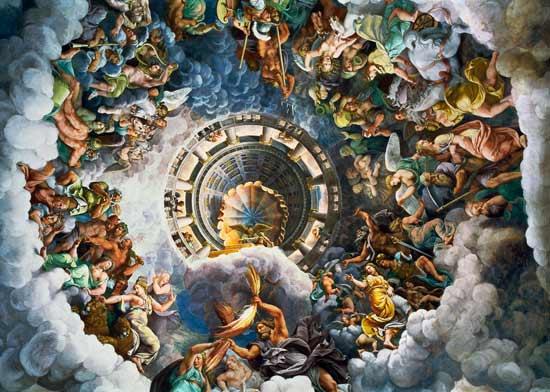 La edad de los dioses