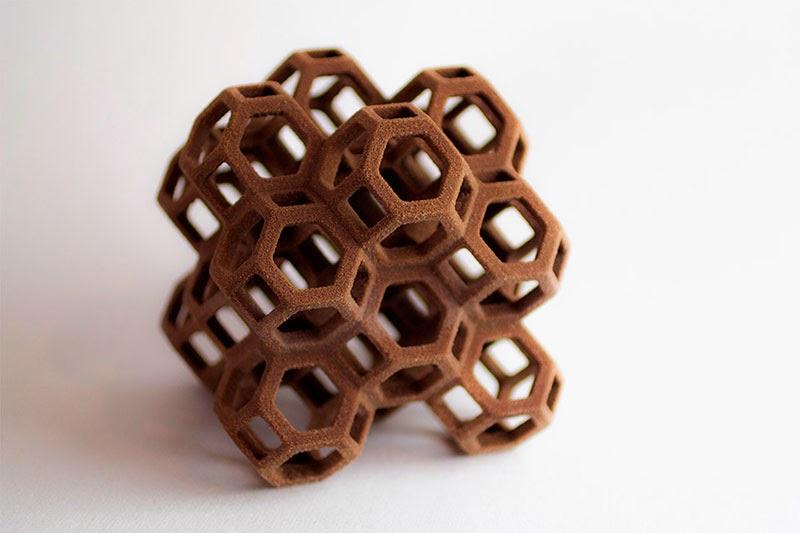 Personaliza tu chocolate con la impresora 3D CocoJet