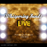 Whispering Sands Live