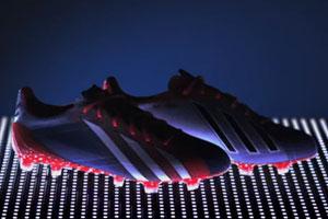Lihat Messi Beraksi pada Iklan Sepatu Adidas