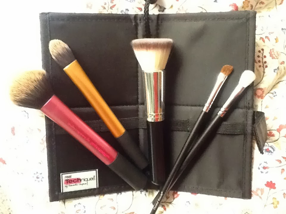 Favourite make up brushes 2013