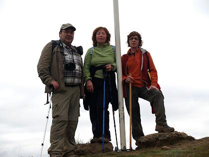 Sota la bandera del Serrat del Lledó