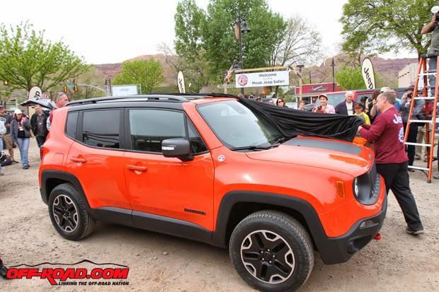 The Happy Car Salesman 2014 Moab Easter Jeep Safari