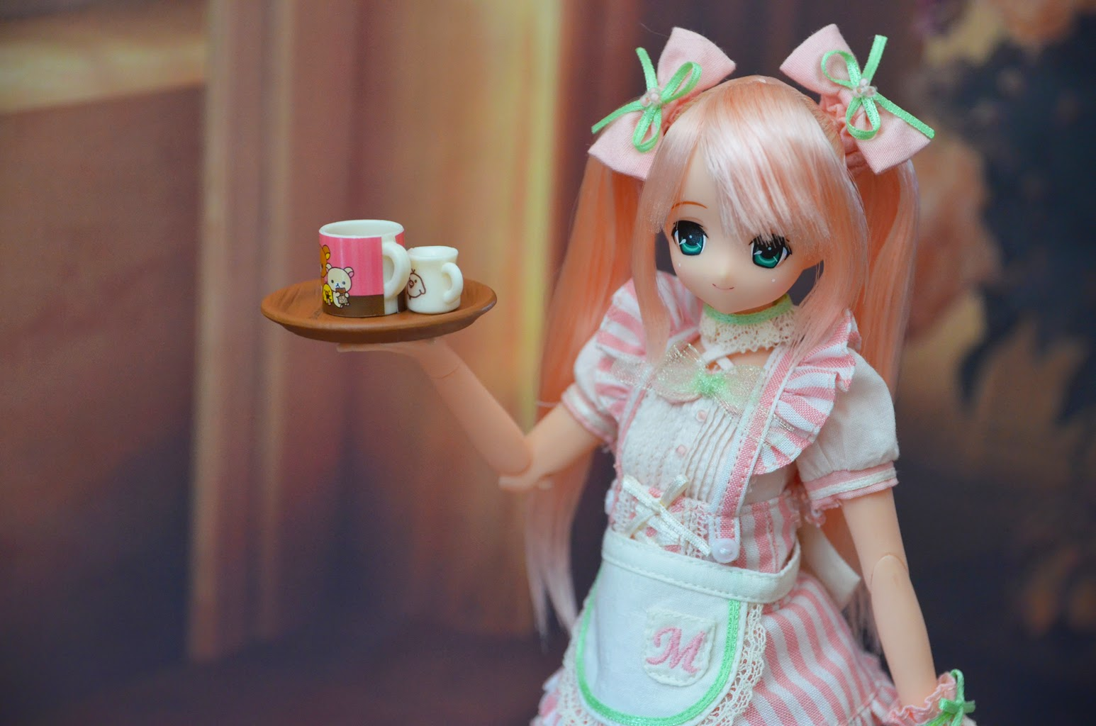 sweets a la mode azone doll