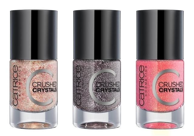 Catrice It Pieces Limited Edition - Crushed Crystals Nail Polish