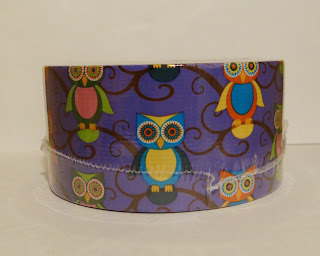 owl duct tape Duck Tape