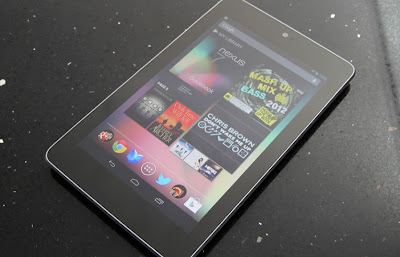 Tablet Game-Changer (ASUS Nexus 7 Review) by Chris Hall, from Pocket
