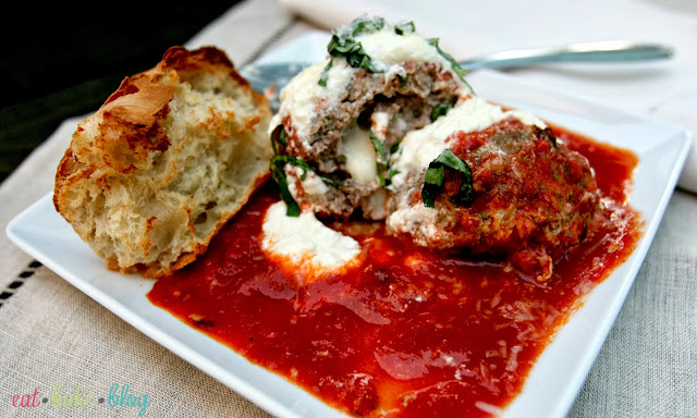 meatballs with marinara homemade ricotta recipe