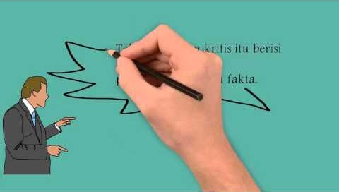 Teks Tanggapan Kritis Pengertian Struktur Ciri Teks Kaidah