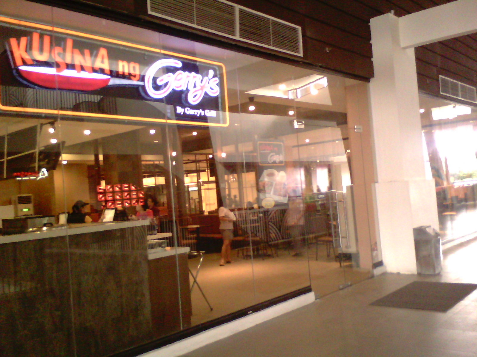kusina ng gerrys harbor point subic - Gerrys Italian Kitchen