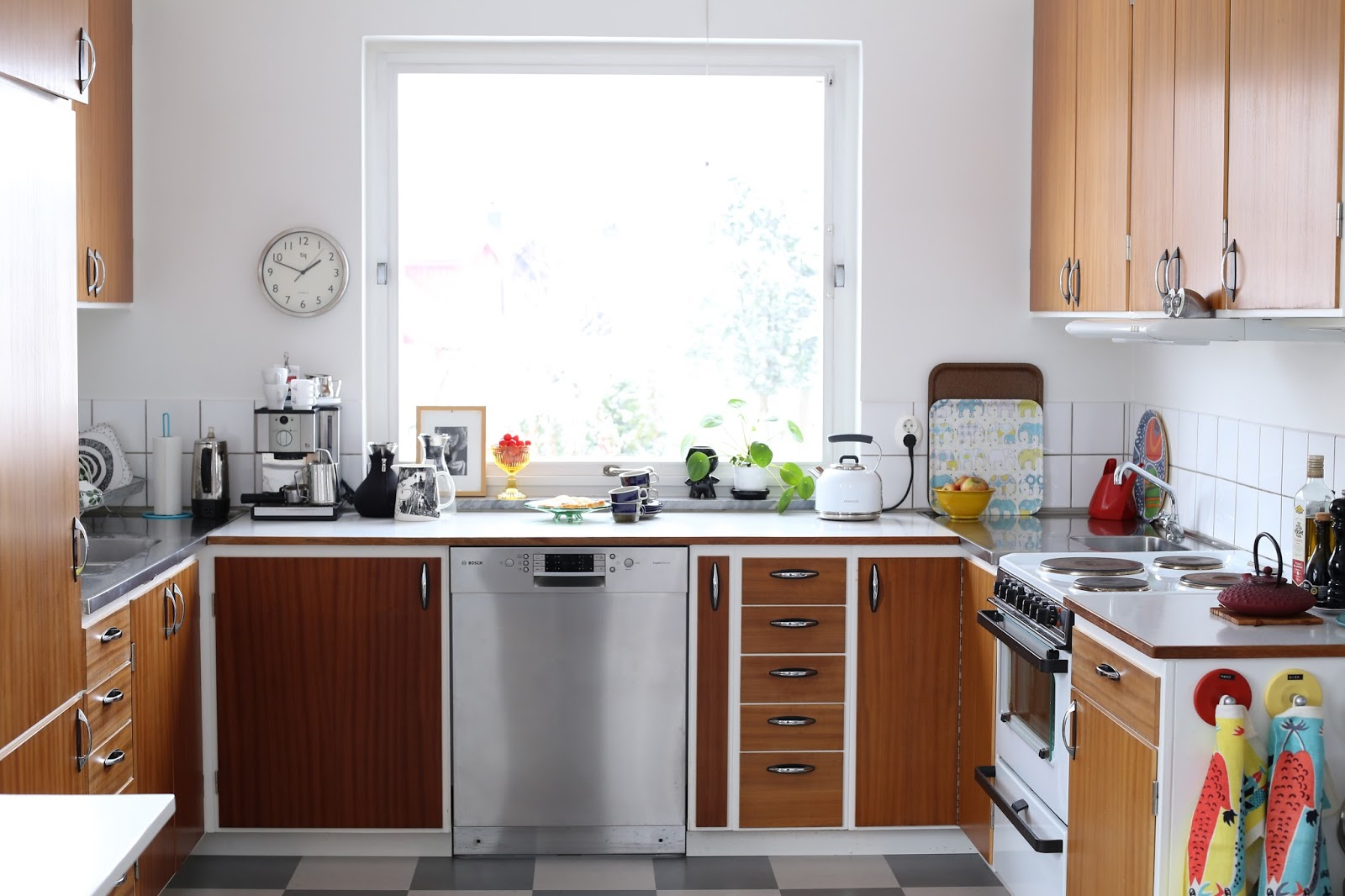 Mitt 60 talshus: köket firar 50 år!