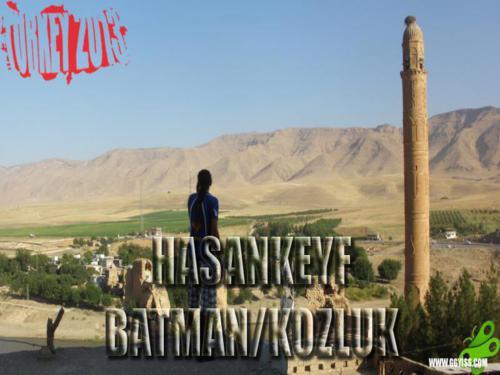 2013/08/24 Turkey2013 40. Gün (Hasankeyf - Batman/Kozluk)