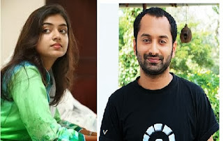 Fahad Faasil -Nasriya Nazim wedding news