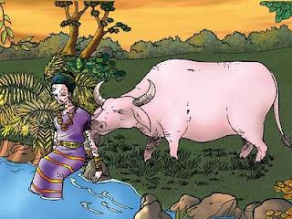 Cerita Putri Tandampalik dalam Bahasa Inggris