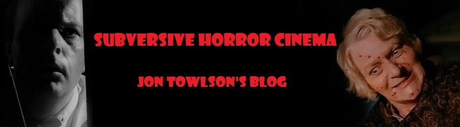 Shocks To The System - Subversive Horror Films