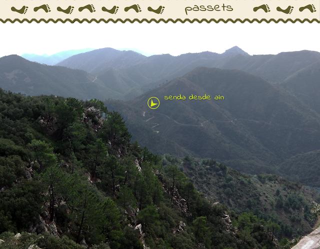 Espadán 7 - Subida al Pico Espadán desde Aín