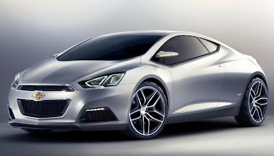 Chevrolet Tru 140S Concept 2012