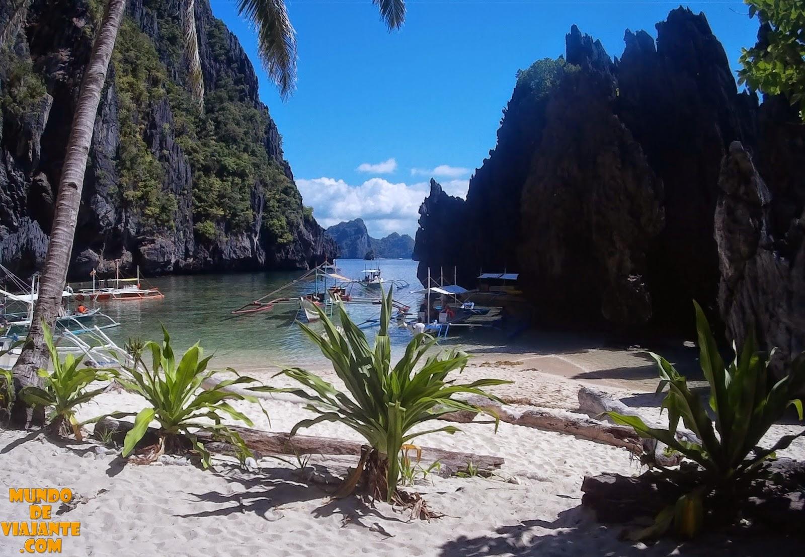 Viajar para El Nido nas Filipinas
