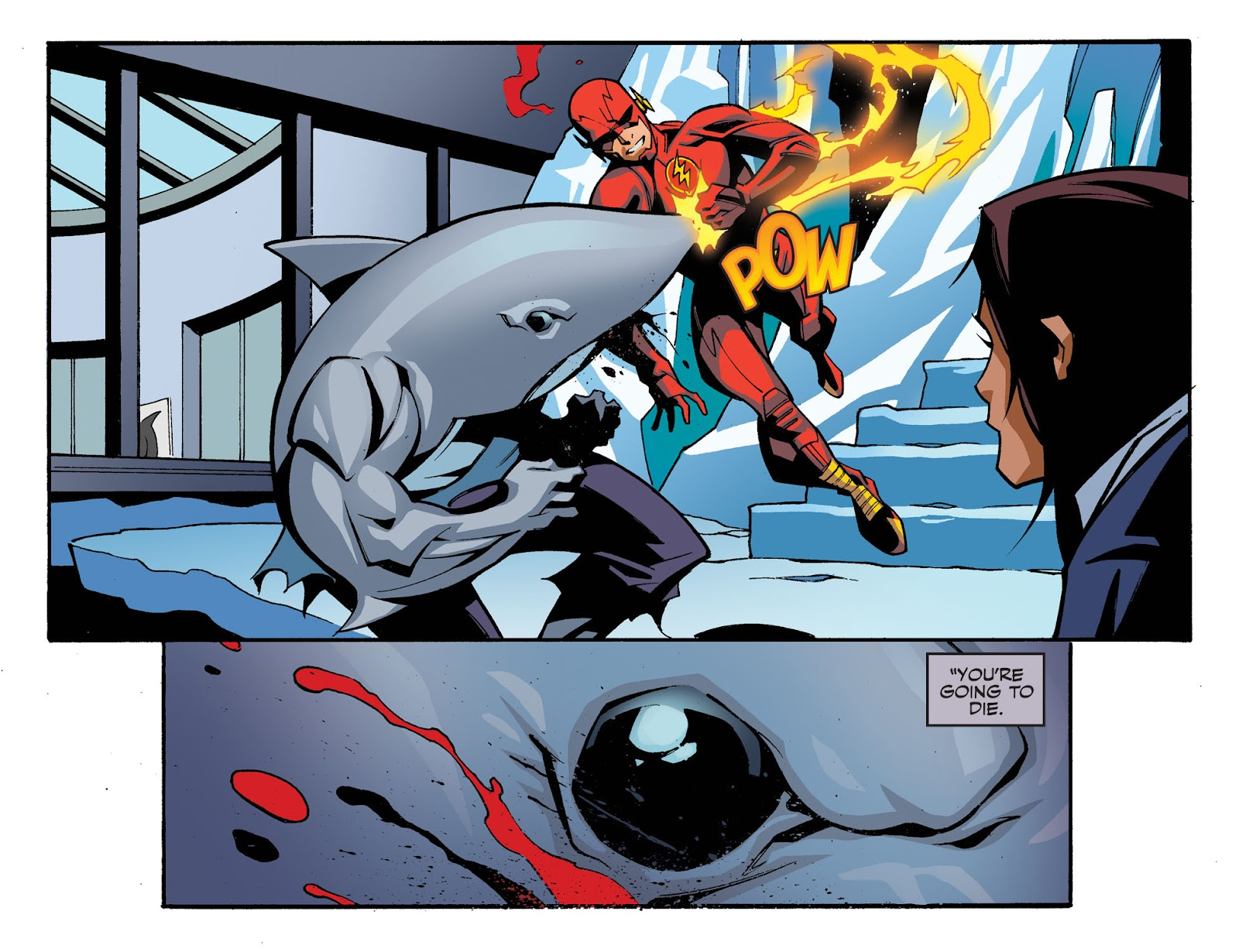 The Flash: Season Zero [I] Issue #13 #13 - English 4