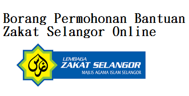 Bantuan Zakat Selangor