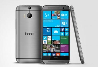 Desain HTC One M8 Dipakai Untuk Garap Smartphone Windows Phone?