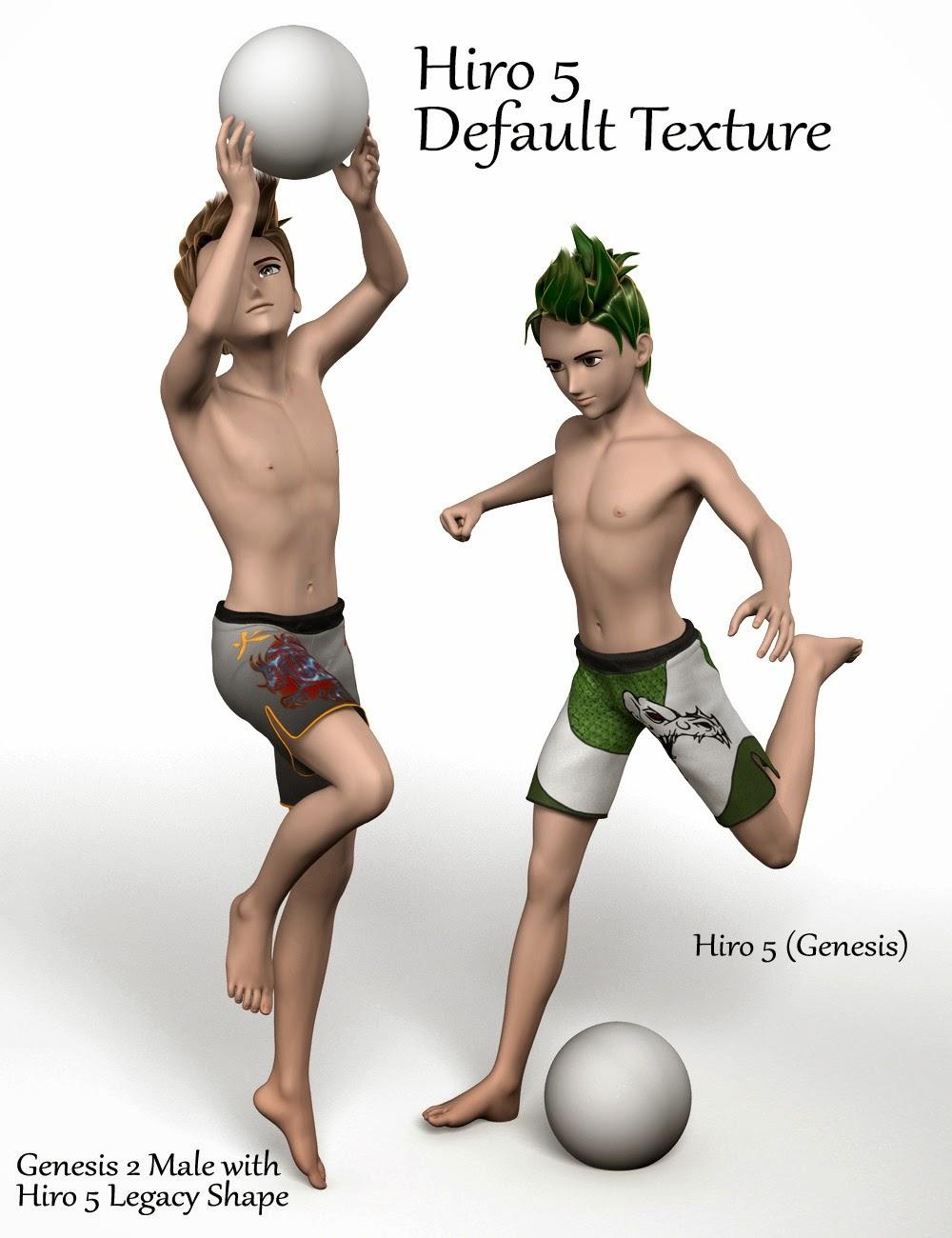 Génération 5 UV Bundle pour Genesis 2 Homme