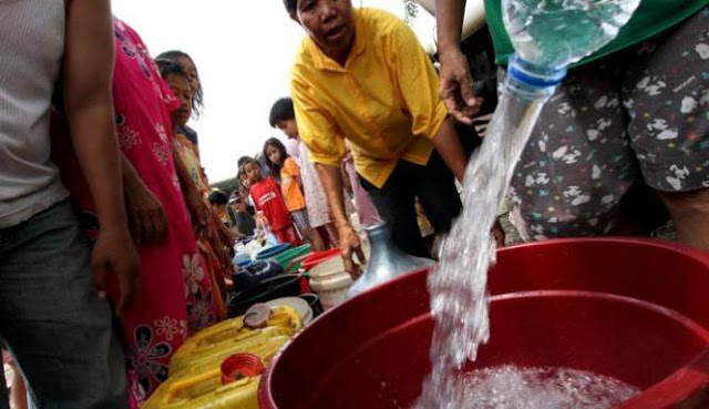 NTB Masih Kekurangan Air Bersih