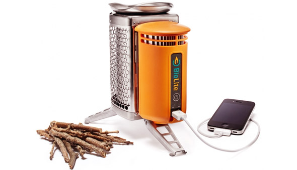 iphone gadget BioLite Camp Stove