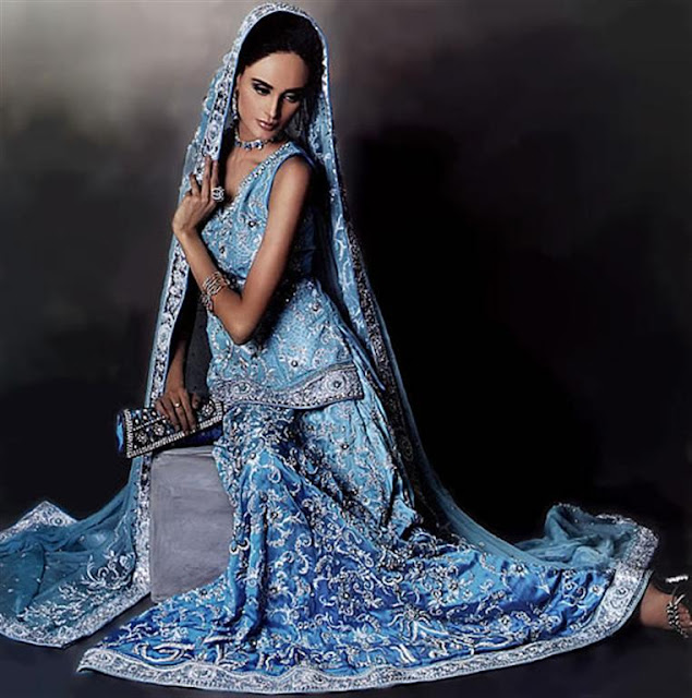 Pakistani Bridal Lehnga designs