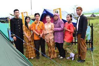 Kemah Budaya Pelajar SMA/SMK Tk.Kabupaten Pekalongan 2015