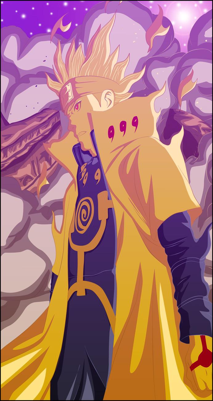 Naruto chap 640 Trang 19