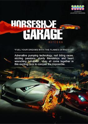 Horsehoe Garage Poster