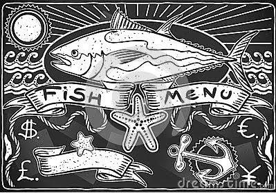 Menu de Peixe