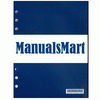 Thumbnail Kohler 20kW Rotating Armature Service Manual