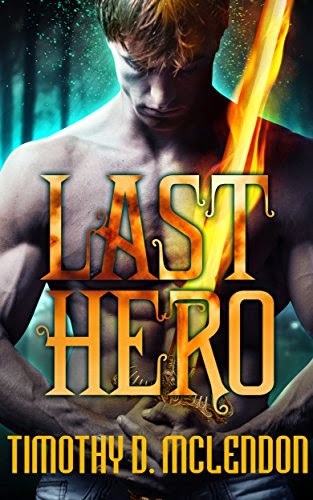 last hero, timothy mclendon, young adult, fantasy author, Greek mythology, Zeus