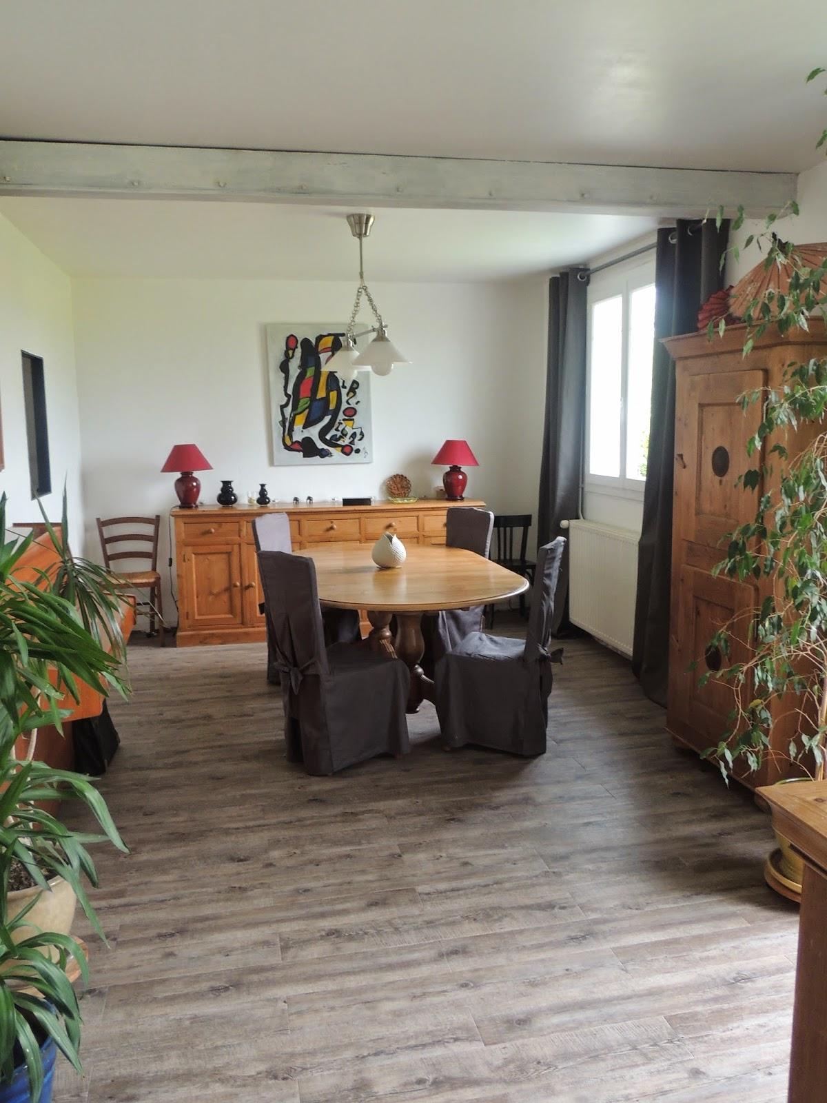 salle à manger après Home staging