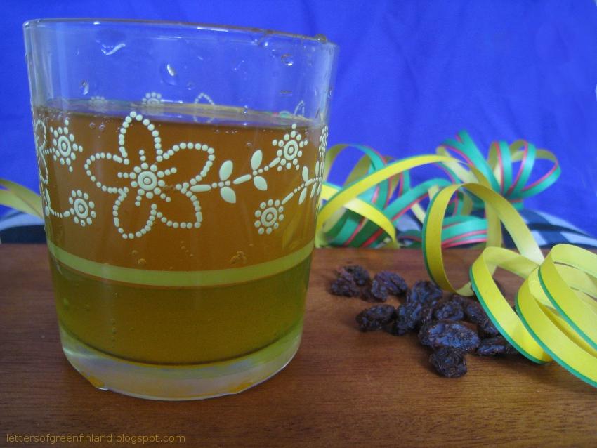 Sima — финский слабоалкогольный напиток