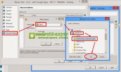 Cara Memasukkan File / Foto ke Emulator Genymotion