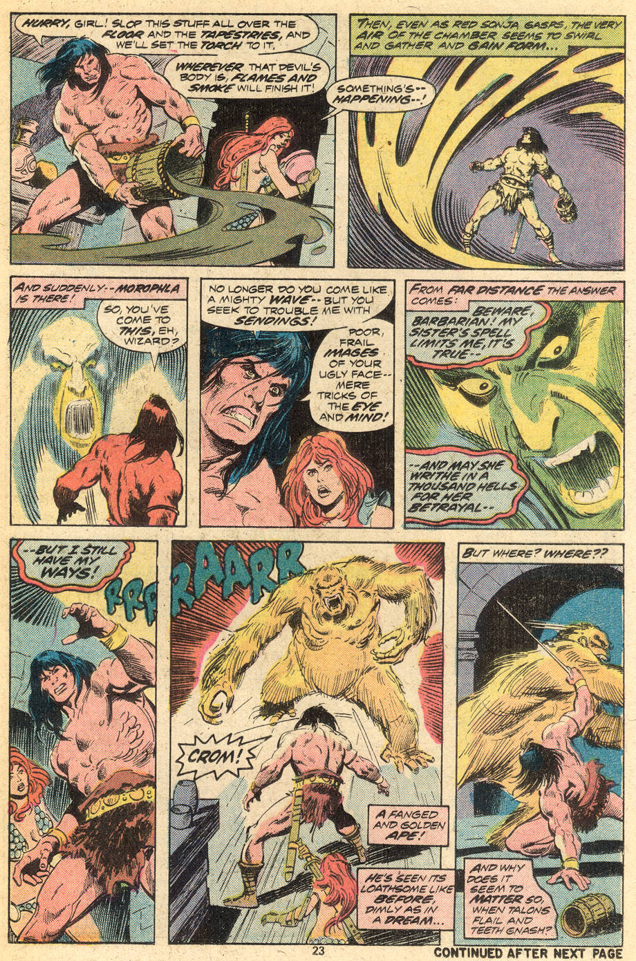Conan the Barbarian (1970) Issue #44 #56 - English 14